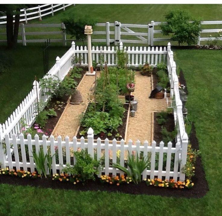 30 Inspiring Veggies Garden Layout For Your Outdoor Ideas #veggiegardens