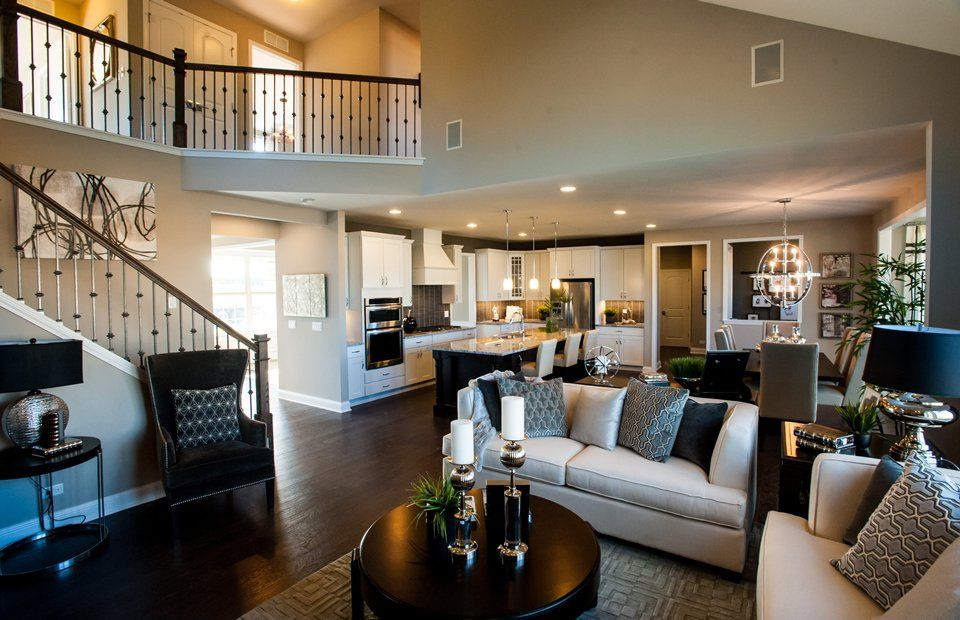 Deer valley new home features barrington il pulte for Barrington home builders