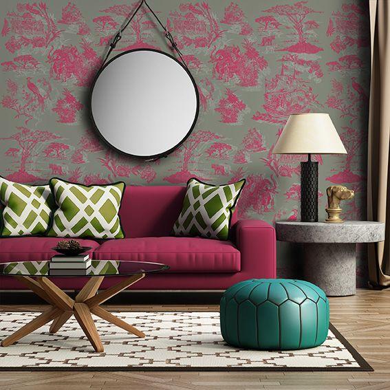 Wallpaper from Portugal, Custom Wallpaper, Contract Custom Design, Wallpaper Installer,