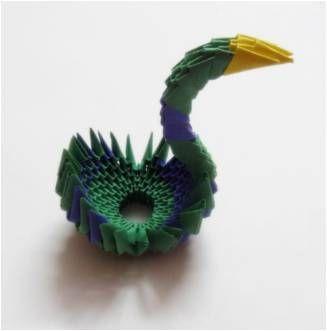 Half Circle Tail Peacock