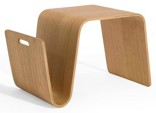 Svend Bentwood Coffee Table