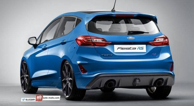 The Best 2019 Ford Fiesta St Rs Specs Car Gallery