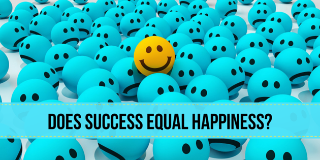 Does Success Equal Happiness Physical therapist