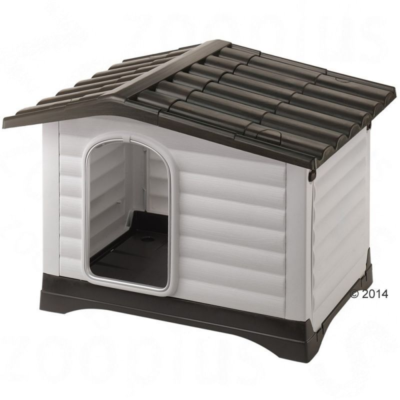 Plastic Large Dog Kennel Pet Durable Home Weatherproof Animal Outdoor Houses