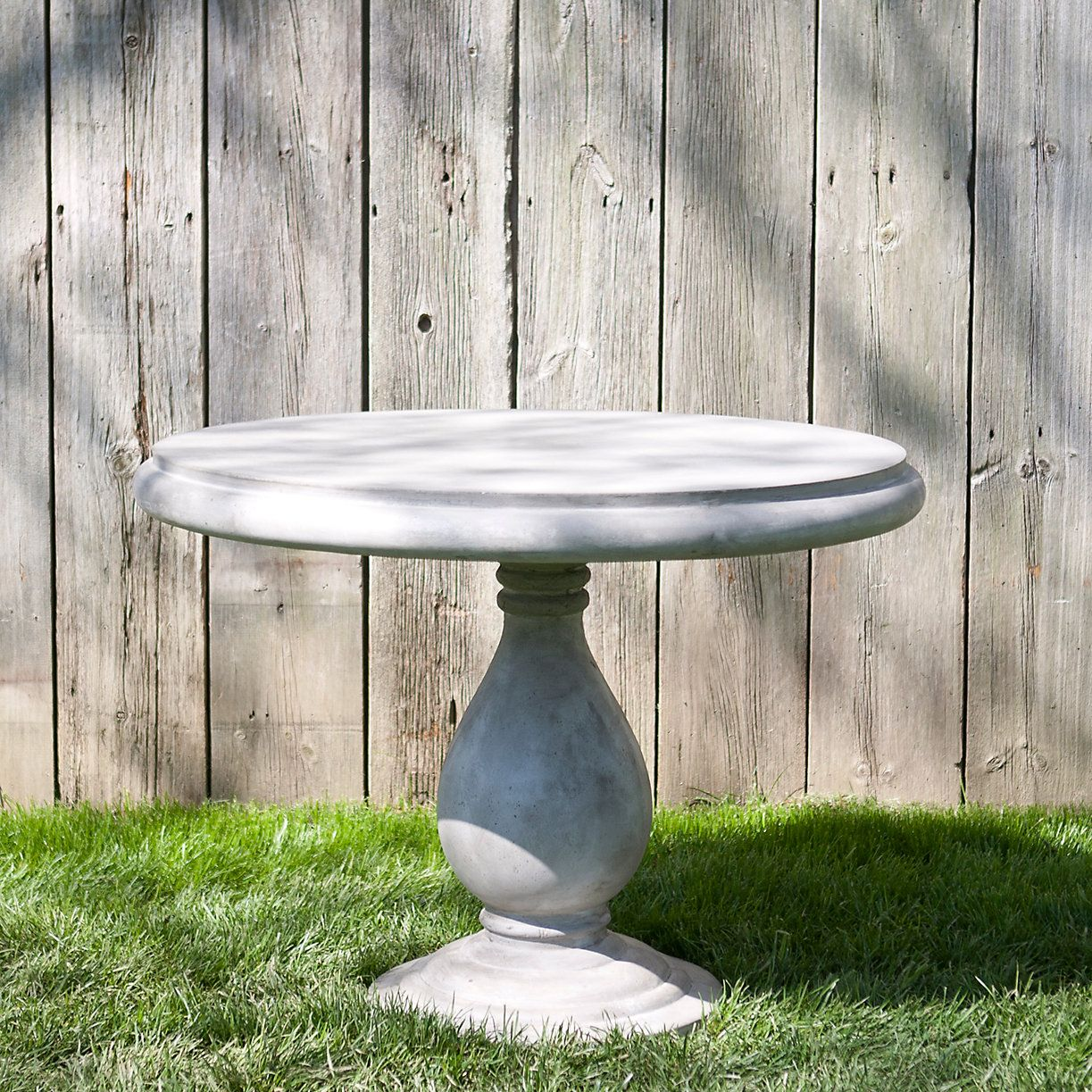 Cast Stone Garden Table In House Home Home Decor Furniture Outdoor