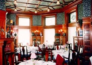 1 Of Several Dining Rooms In Whitney Restaurant Detroit