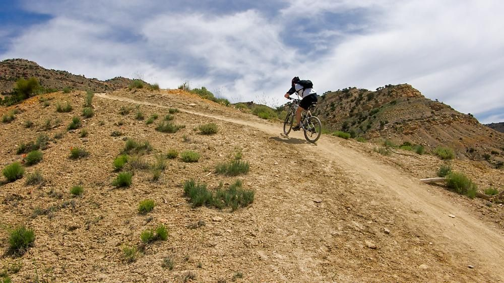 9 Ways to Climb Better on Your Mountain Bike - Definitely need to remember these tips next time I try to conquer a hill...I felt so defeated last time