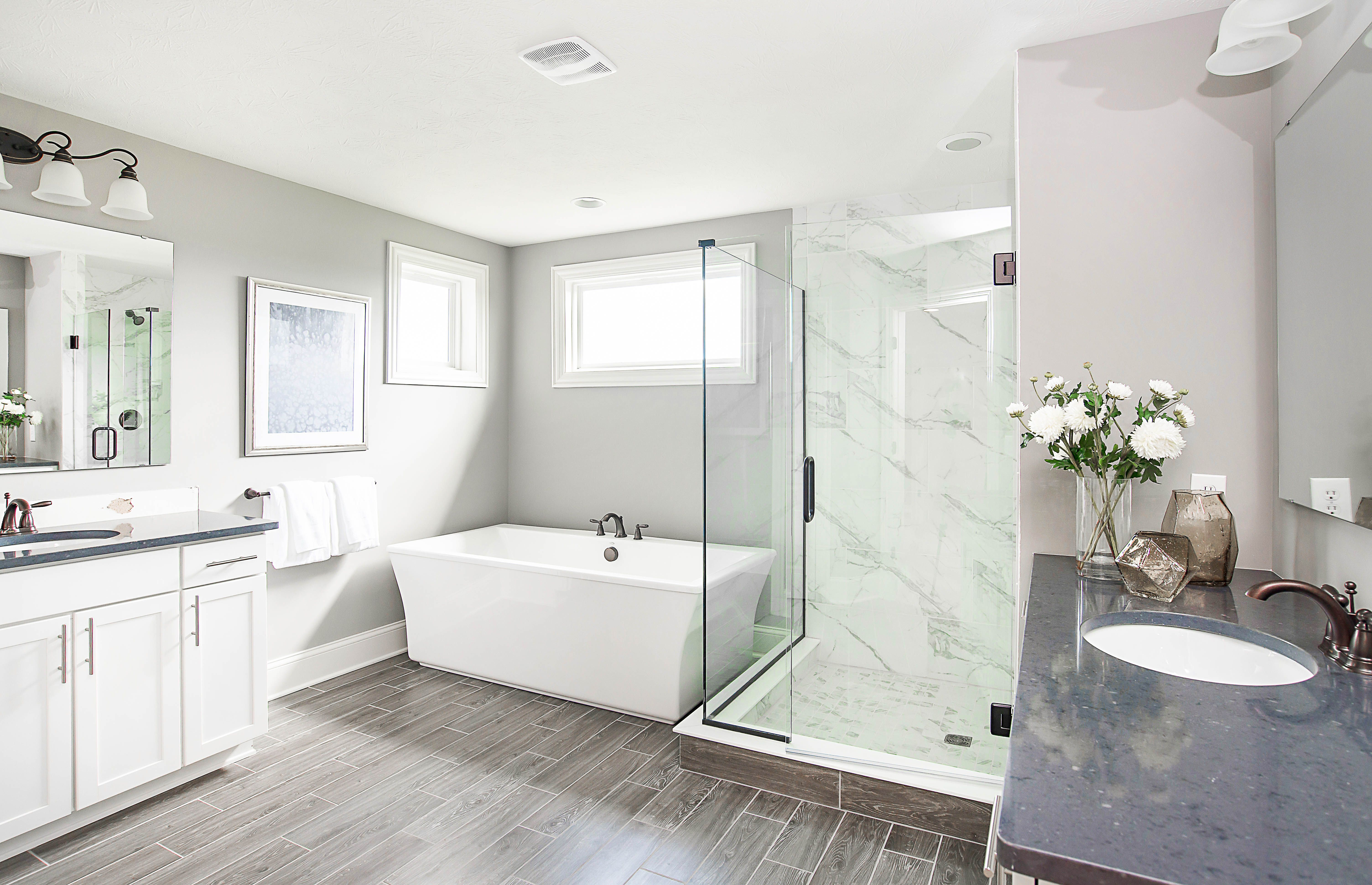 Masterful Bathrooms | Pulte Homes | Pulte homes, New homes ...