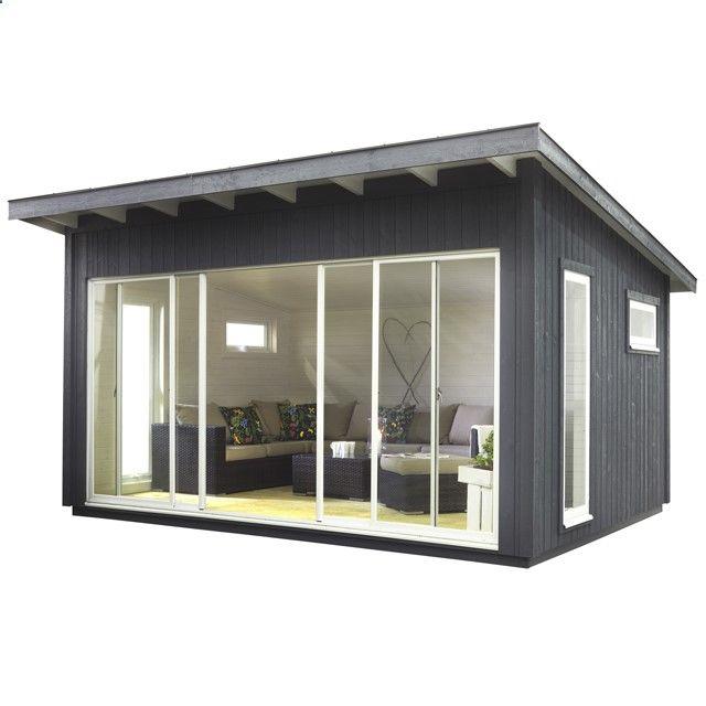 Shed Plans - Abri de jardin en bois Panama - CASTORAMA - Now You Can - plan maisonnette en bois