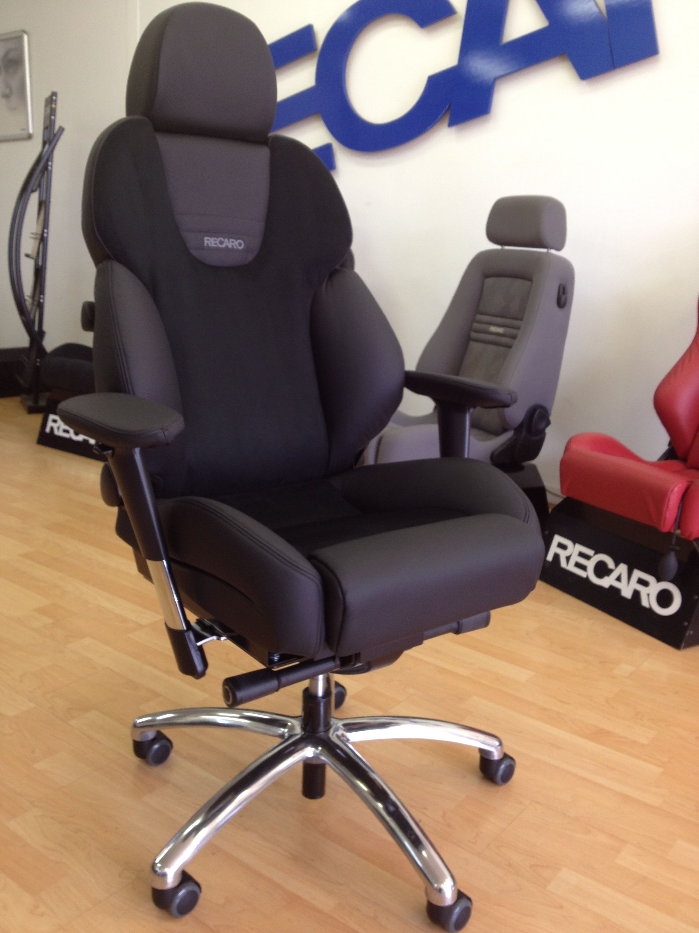 Recaro Office Chairs Available From Www Idealseat Com Au Modern
