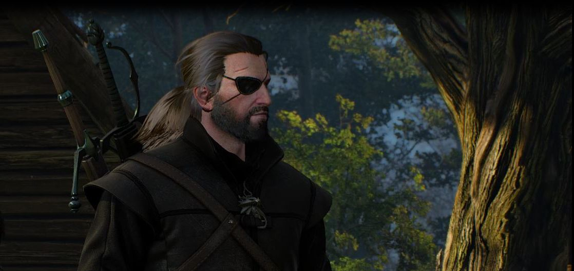 Witcher 3 Hair Styles: Snake's Eyepatch At The Witcher 3 Nexus