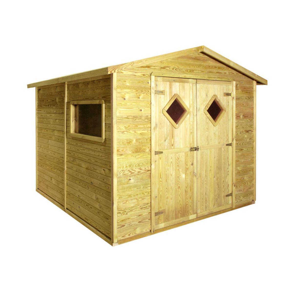 Domek Narzedziowy Caro 264 X 262 Cm Stelmet Domki Ogrodowe I Narzedziowe W Atrakcyjnej Cenie W Sklepach Lero Rubbermaid Shed Shed To Tiny House Shed Design