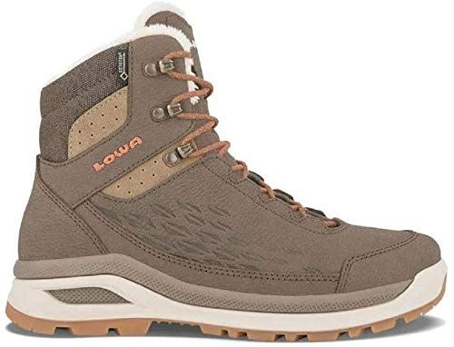 Photo of Enjoy exclusive for Lowa Women's Locarno Ice GTX Mid Winter Boot Taupe online – Popularbestsellers
