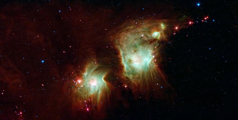 Star Formation in Orion http://www.jpl.nasa.gov/spaceimages/