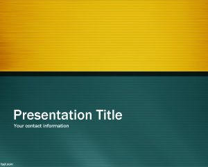 Professional green slide template is a good slide background for free professional green and yellow powerpoint presentation template toneelgroepblik Image collections