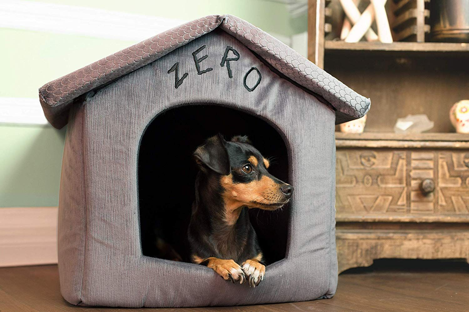 Nightmare Before Christmas Zero Portable Pet House/Dog Bed