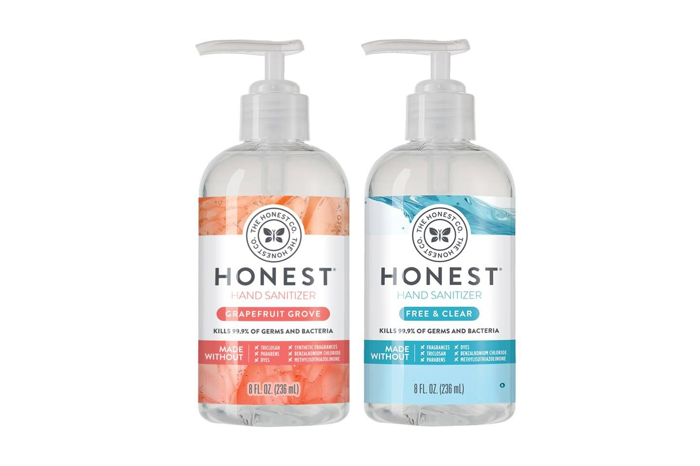 Shop Honest Co For Our Plant Based Hand Sanitizer That