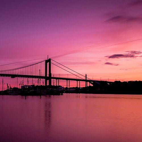 Älvsborgbron -- Gothenburg, Sweden