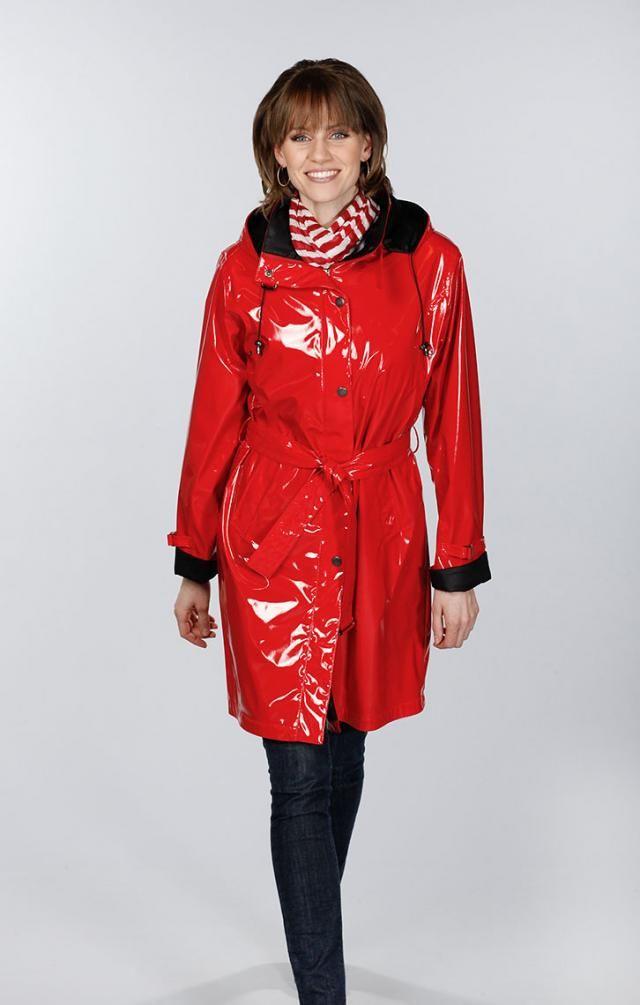 Herluf Design Red Raincoat d669a030e00b
