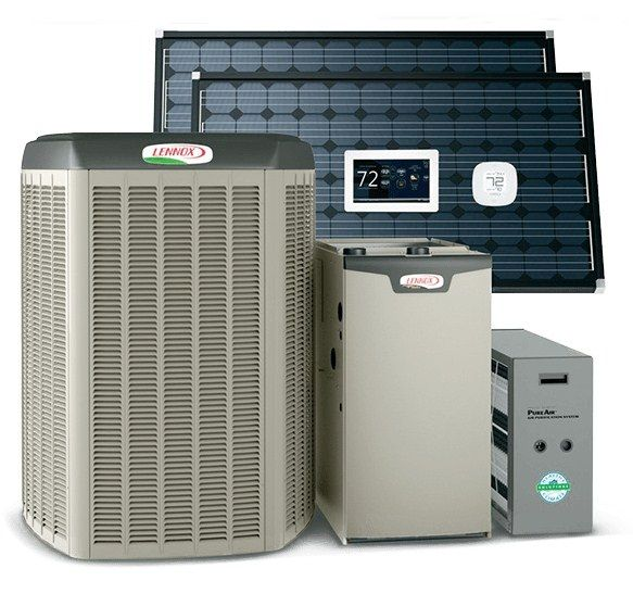Lennox Solar Ac Solar Energy Diy Solar Ac Solar Technology