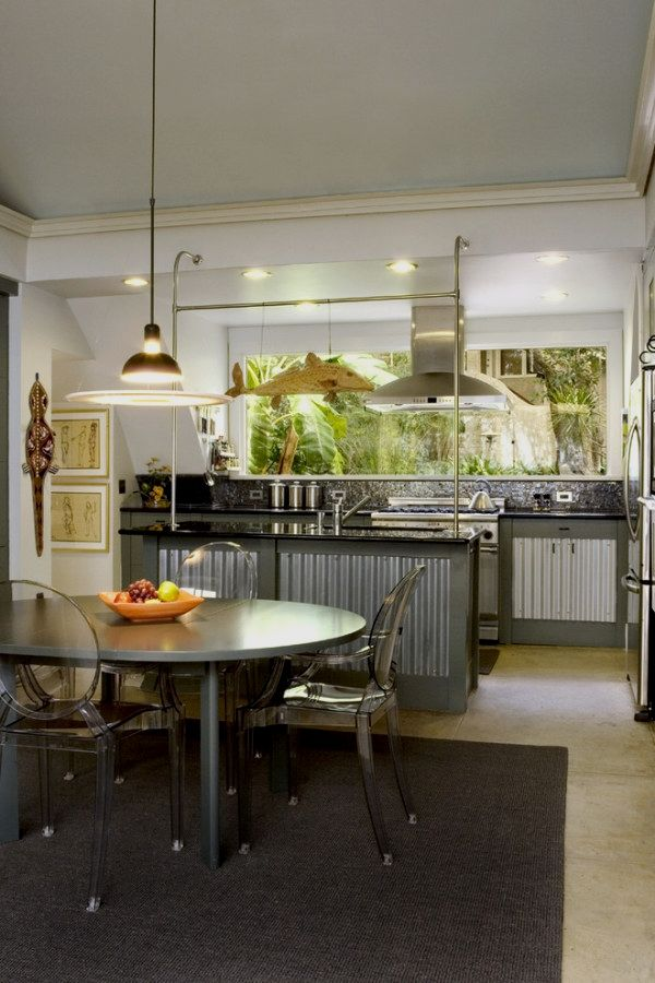 Awesome industrial kitchen decor designs for your urban lifestyle design no also rh pinterest