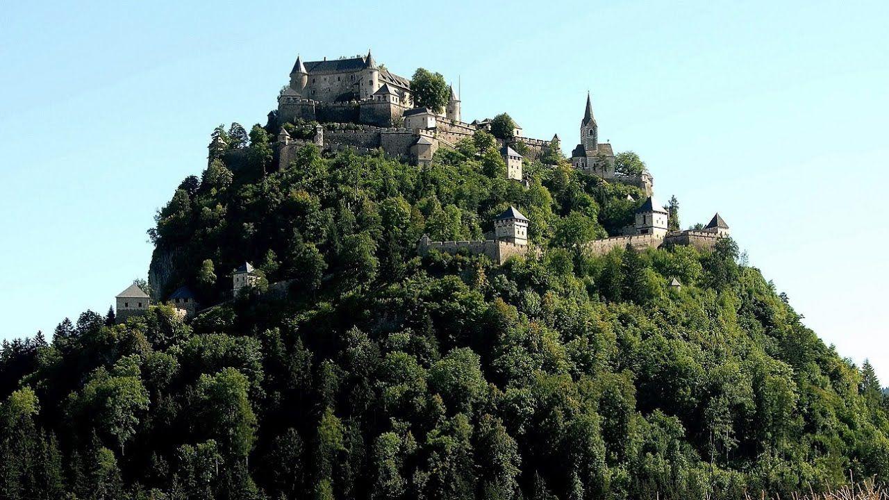Замок Хохостервиц.