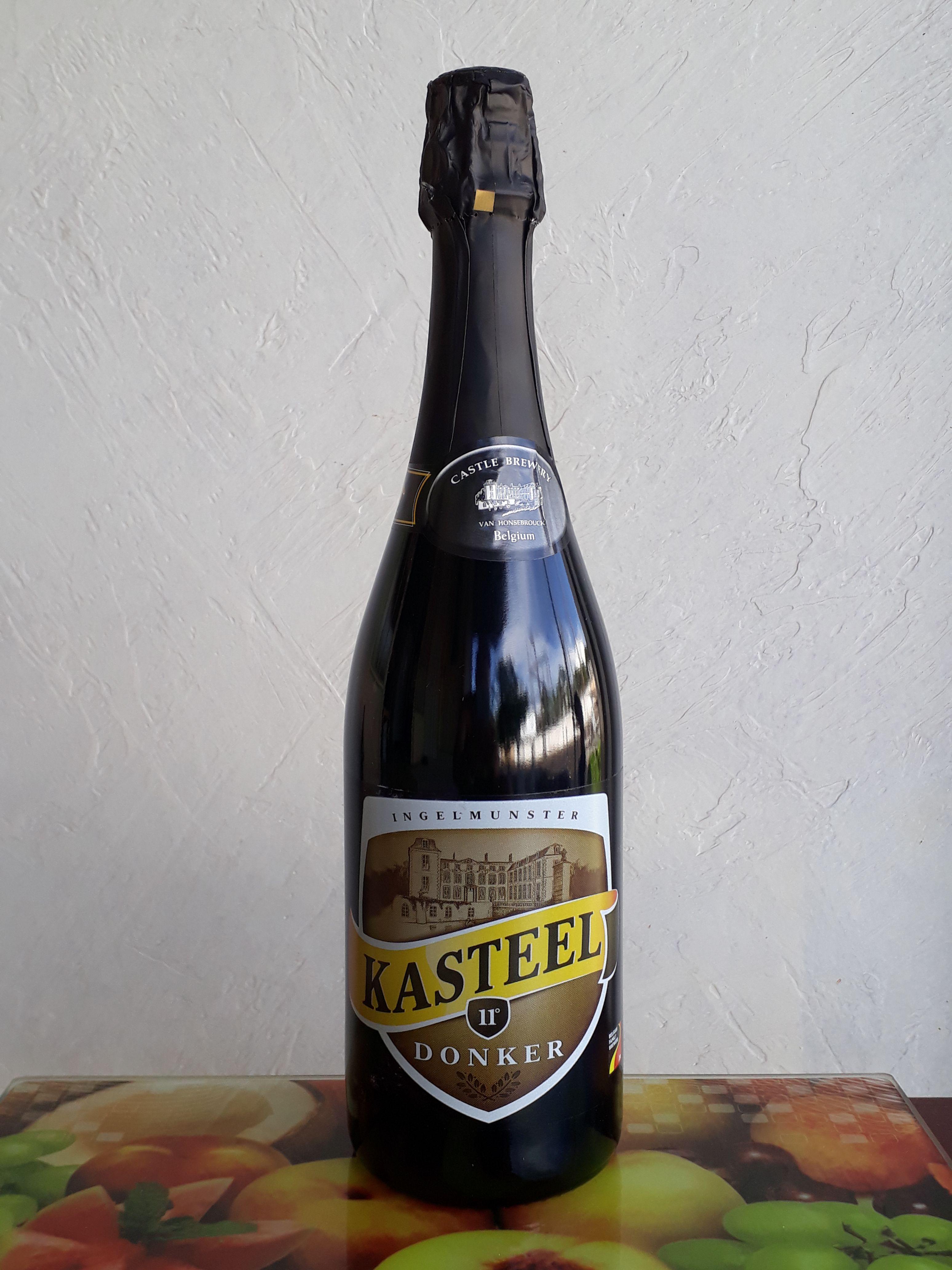 Kasteel Donker Belgian Quadrupel Em