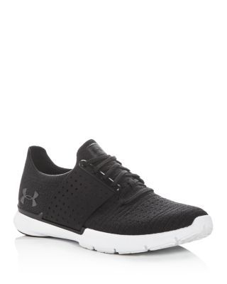 new style 846c0 30339 UNDER ARMOUR Men's Speedform Slingwrap Knit Lace Up Sneakers ...