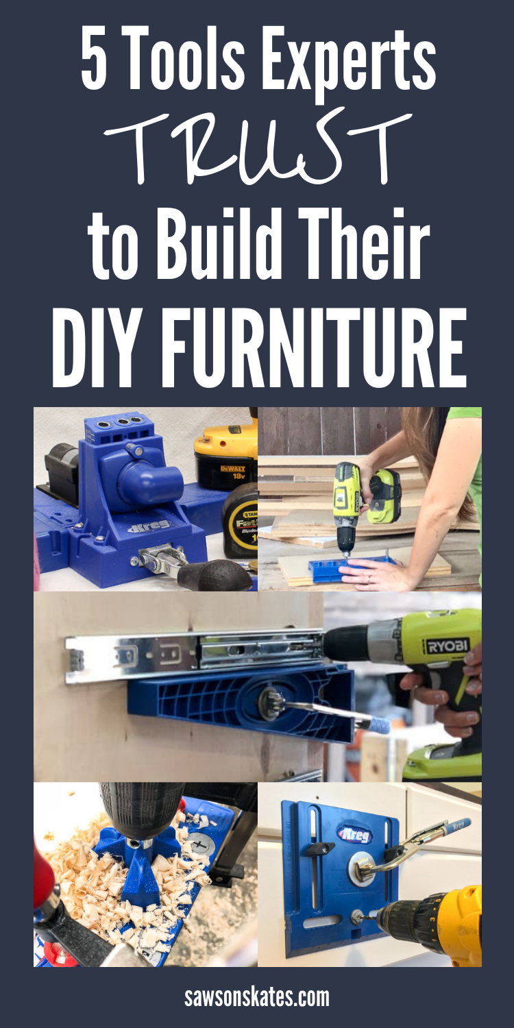 5 Essential Cabinet Making Tools