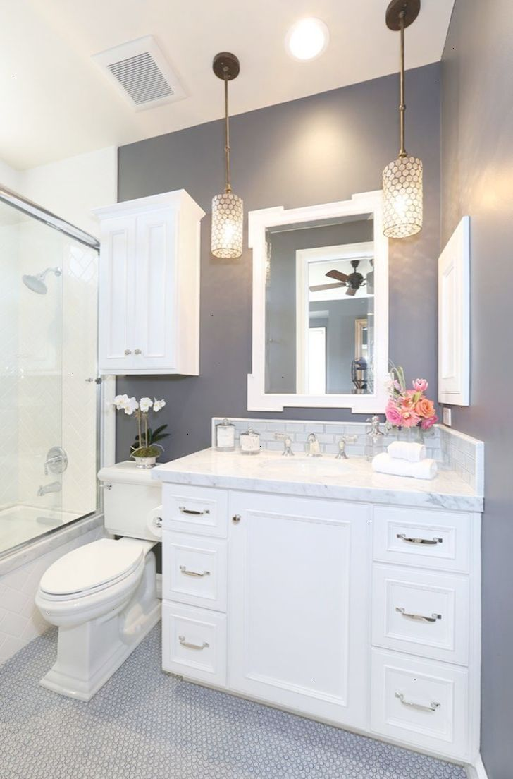 small bathroom looks. How To Make A Small Bathroom Look Bigger8  Bathrooms Pinterest