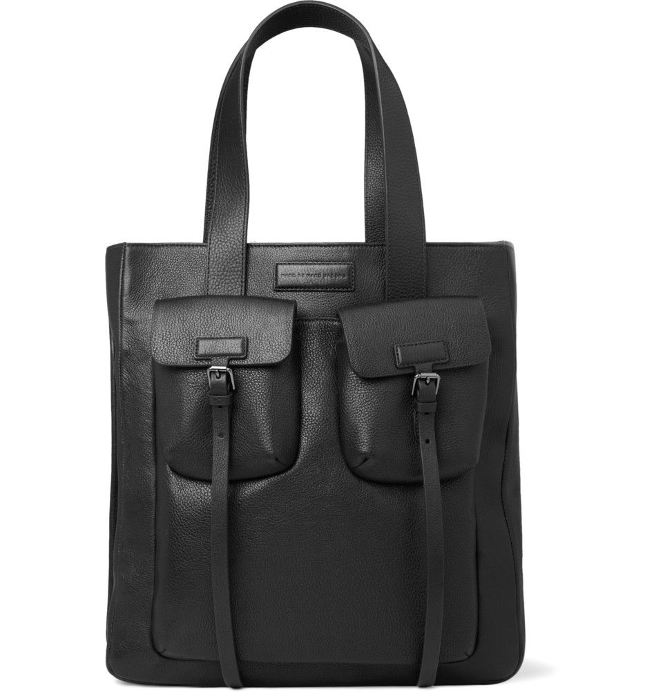 MARC BY MARC JACOBS | FULL GRAIN LEATHER TOTE BAG - Really digging ...