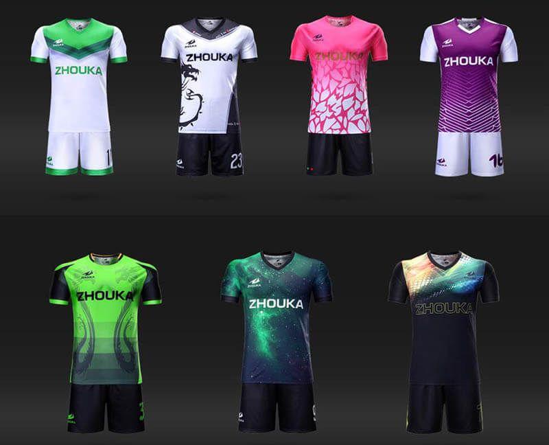 a094b2017 sublimation soccer jerseys Soccer Jerseys