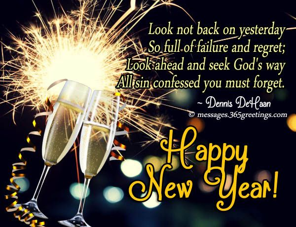 Christian New Year Messages 365greetings Com Christian New Year Message Happy New Year Quotes Quotes About New Year