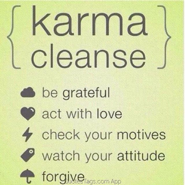 @quotestags_app #karma #love #forgive  #quote #quotestags GR8 quote from Rami Kantari