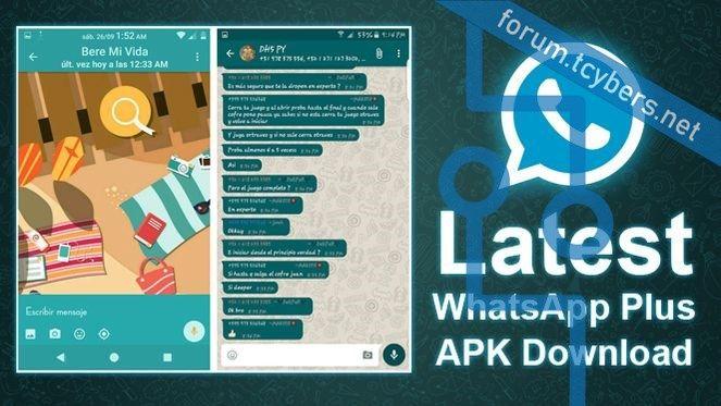 whatsapp plus apk indir 2019 turkce, 2020 (Görüntüler ile