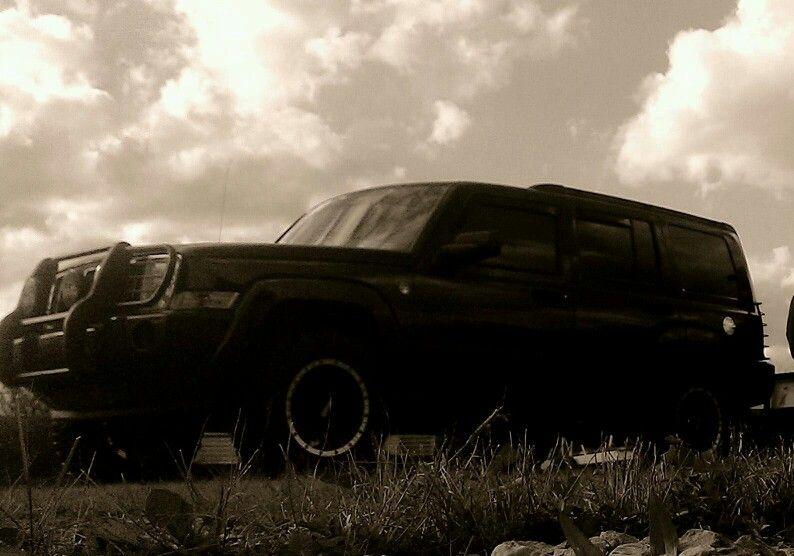 My Jeep Commander Sdv