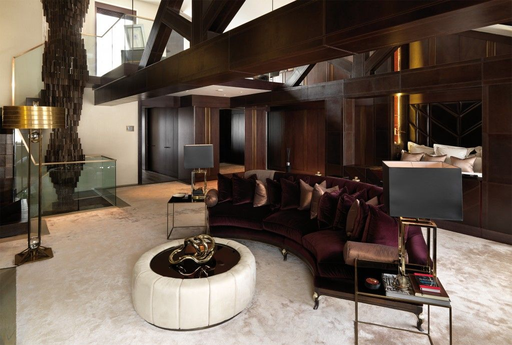 Get Inspired by The Luxury Interior Design