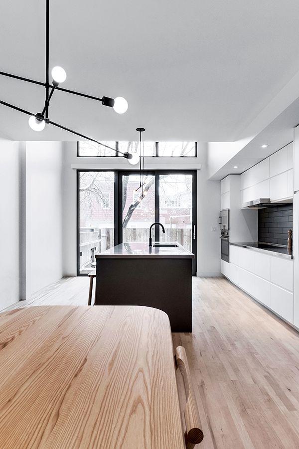 Résidence Saint-André à Montréal par APPAREIL architecture in 2018 - nolte küchen katalog 2013