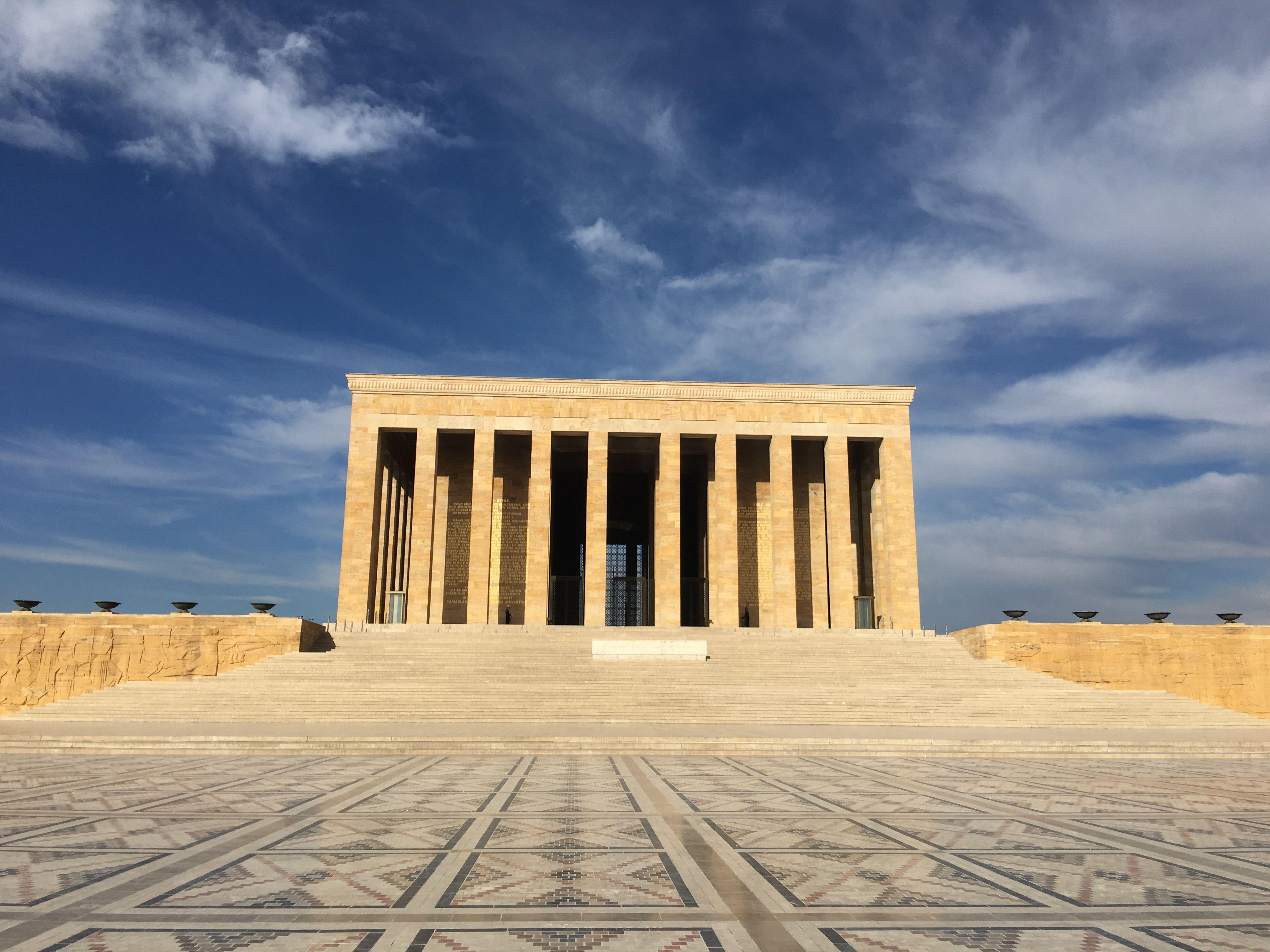 Anıtkabir, anıt, ankarada gezilecek yerler.