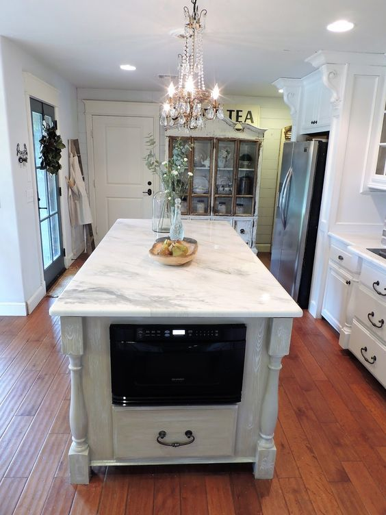 Epoxy Countertops That Look Like Marble Kitchen Remodel