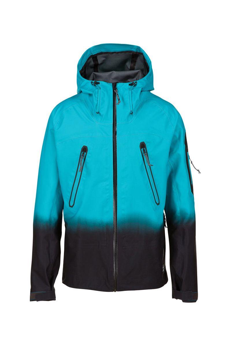 O'neill men's adv hail shell jacket black out