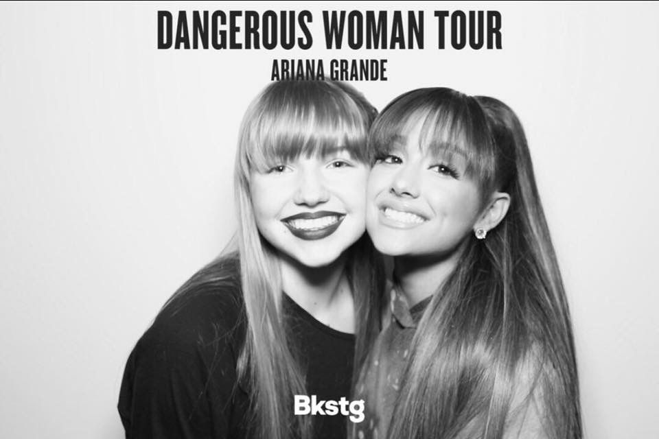 Ariana Grande Dangerous Woman Tour