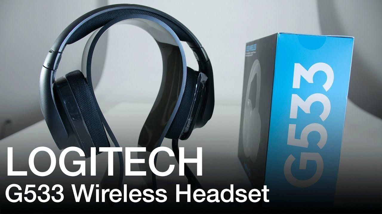 Logitech G533 Wireless Gaming Headset Product Showcase   logitechgamingheadset e1872de94dff
