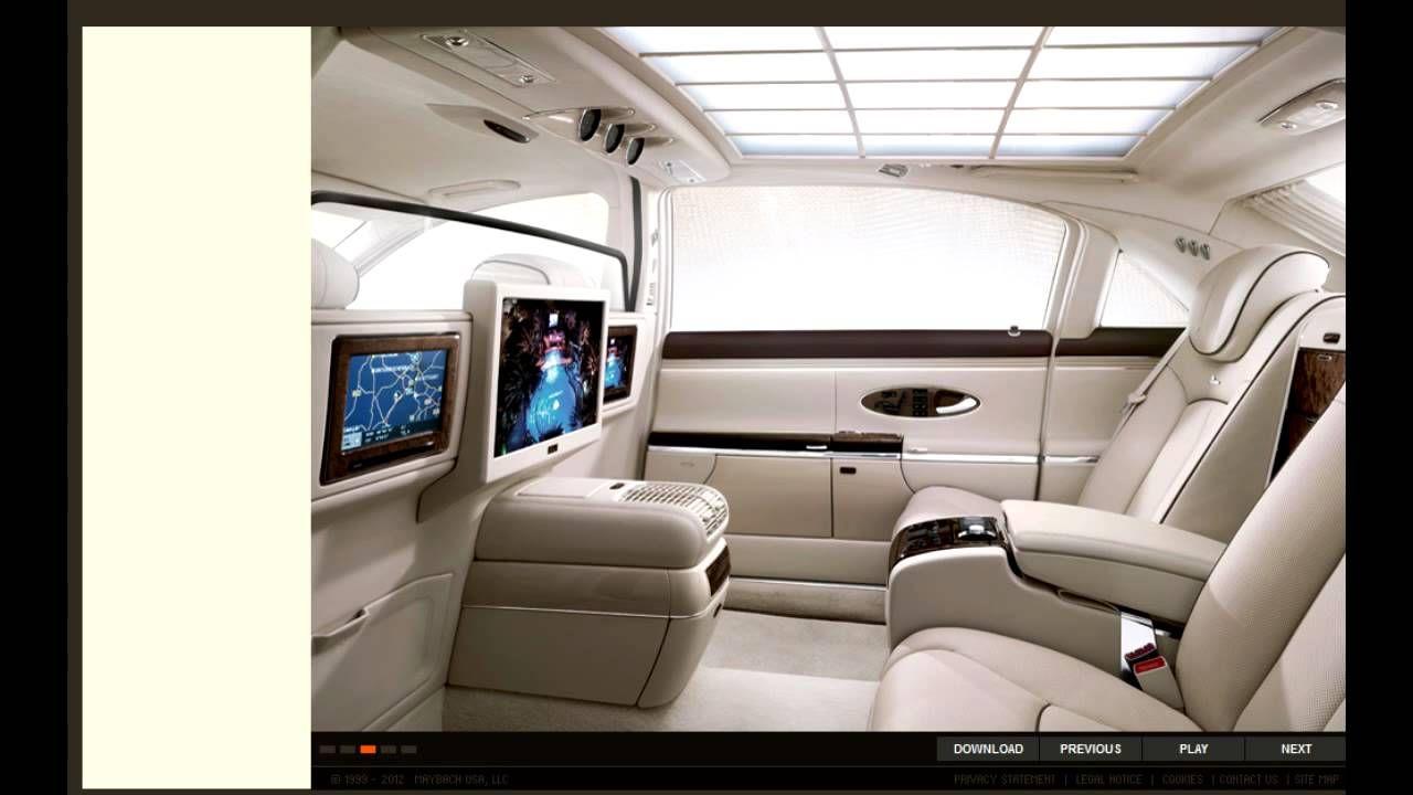 Risultati immagini per maybach exelero interior | auto | Pinterest ...
