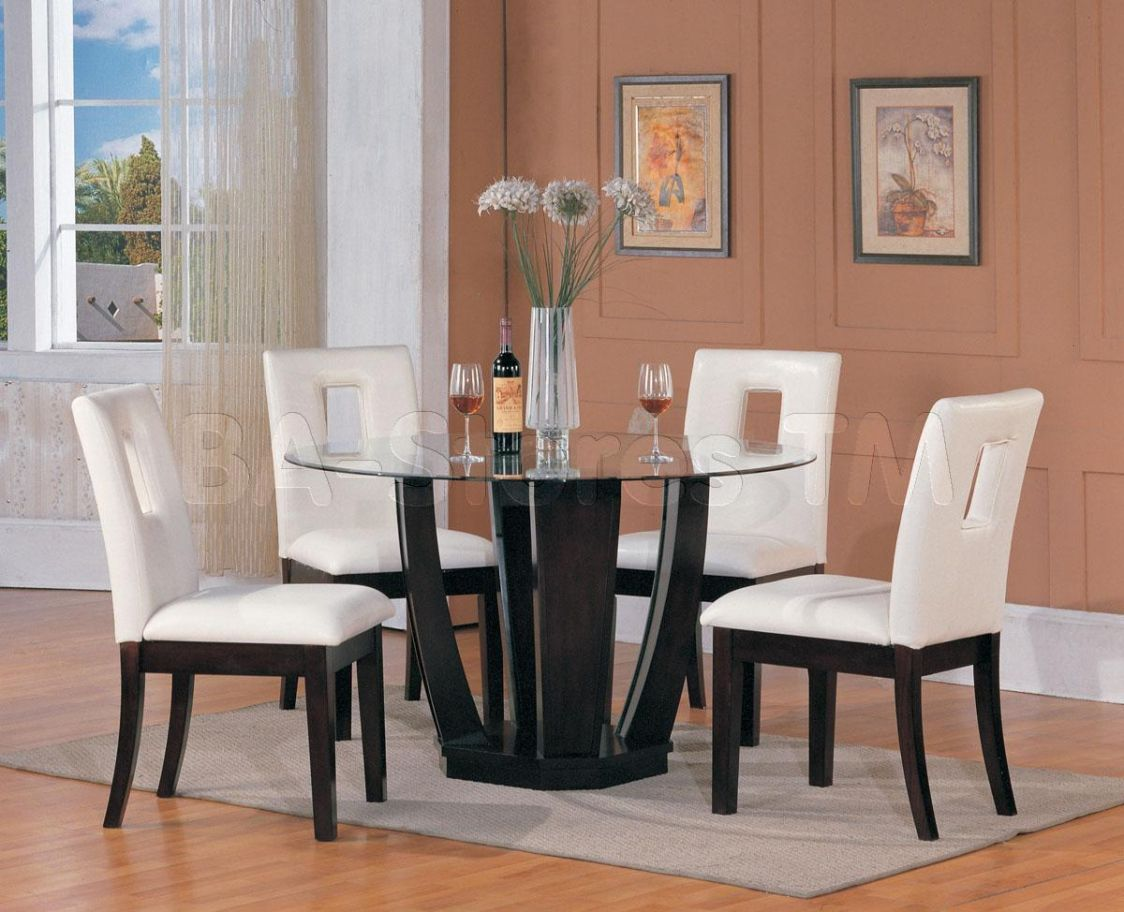 Round Dining Room Tables For 4  Best Furniture Gallery Check More Simple Dining Room Table And Chairs For 4 Design Ideas