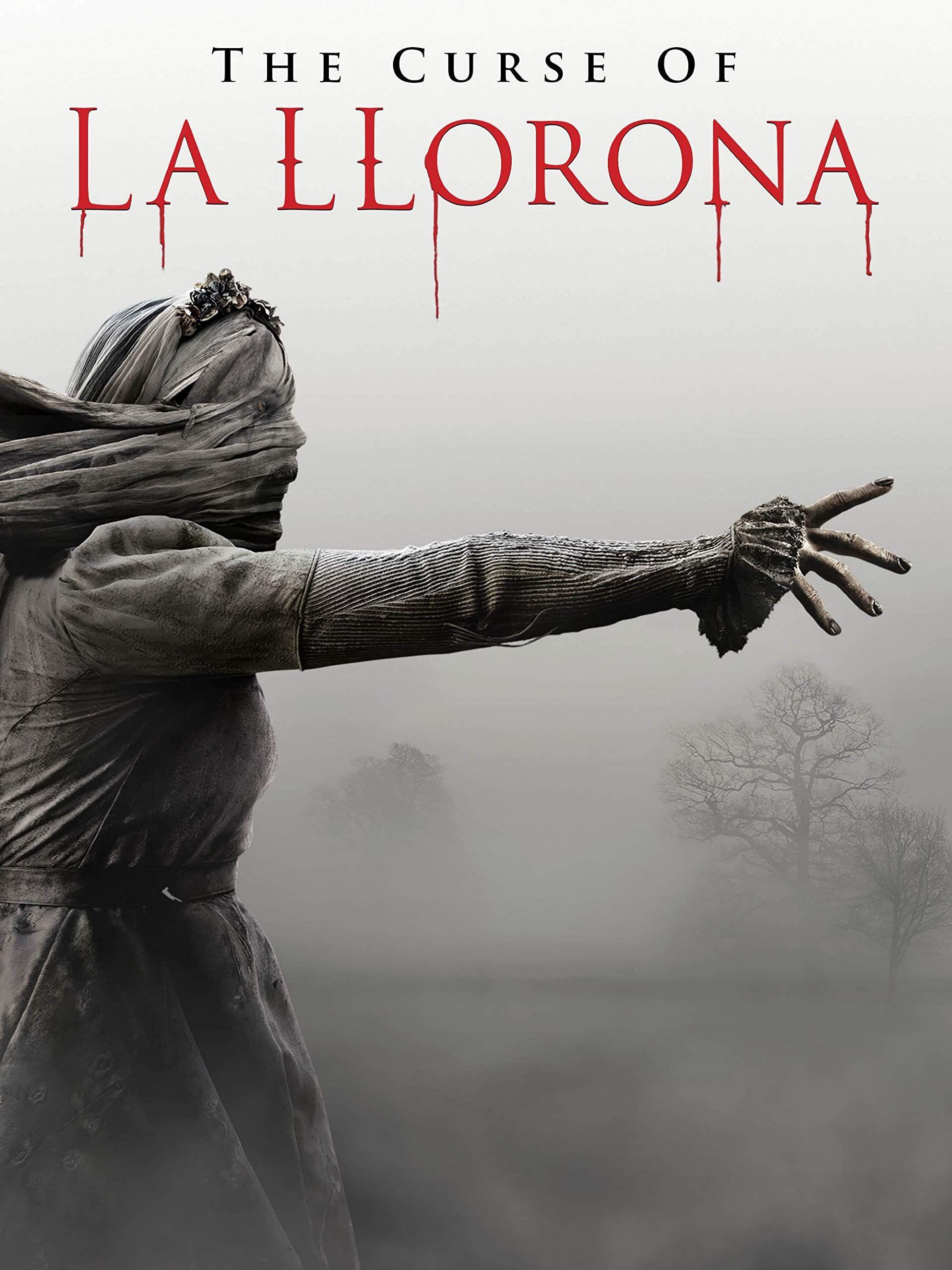 The Curse Of La Llorona La Llorona Llorona Horror Movies
