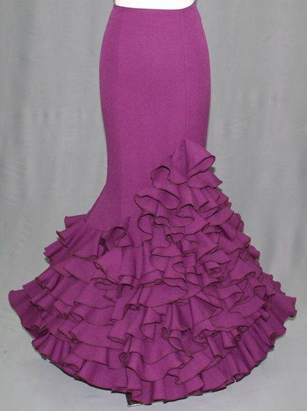 c1672e2e2 Todo Ideas en vestidos de flamenca falda | Cool | Flamenco, Vestidos ...