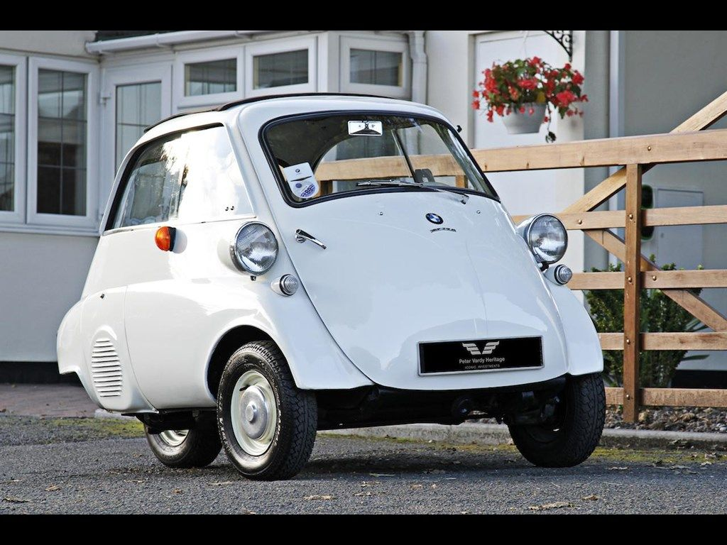 1960 BMW ISETTA LHD for sale  Classic Cars For Sale UK  Isetta