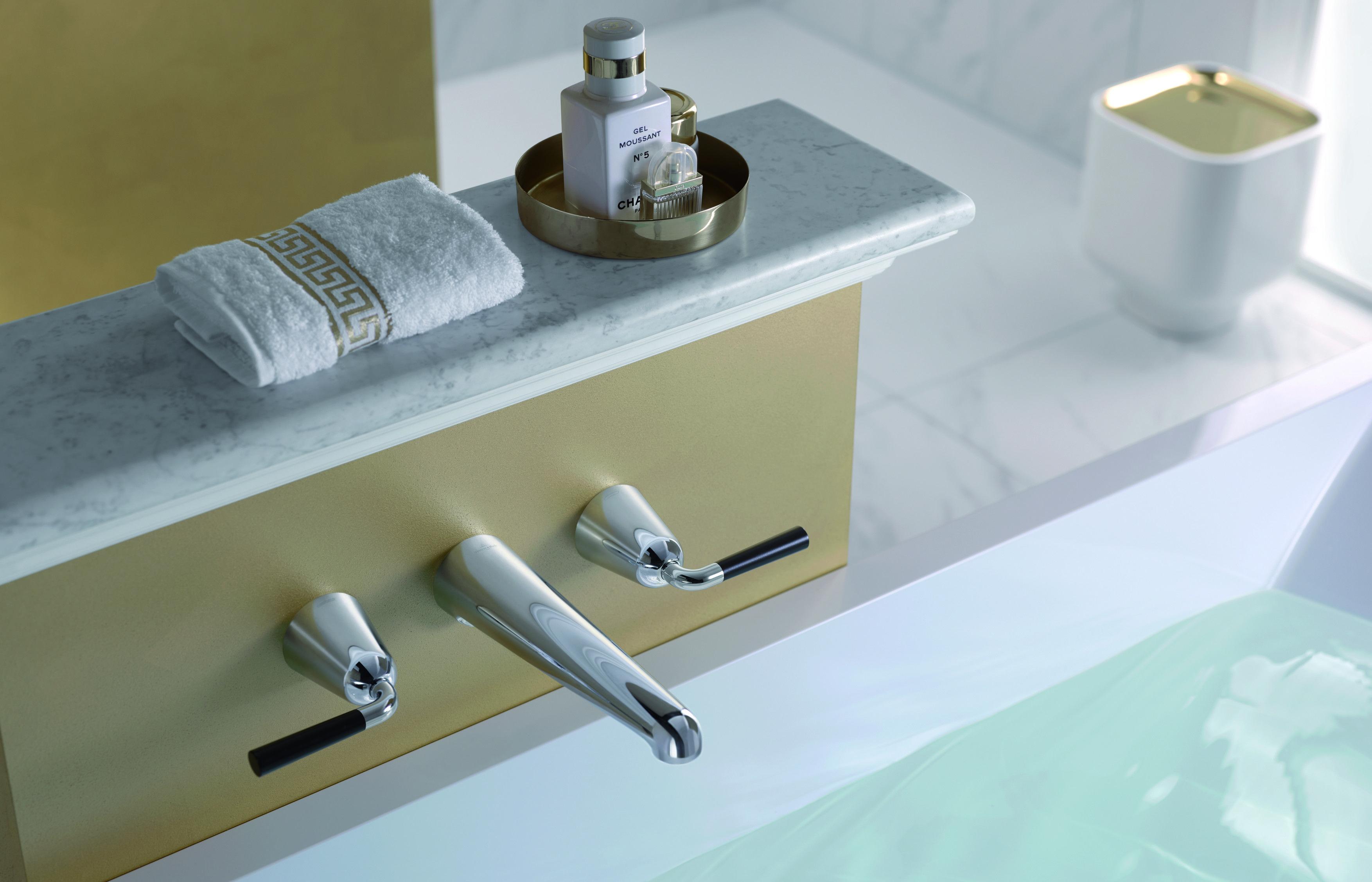 Dornbracht badkraan design badkamer sanidrome 1. badkraan