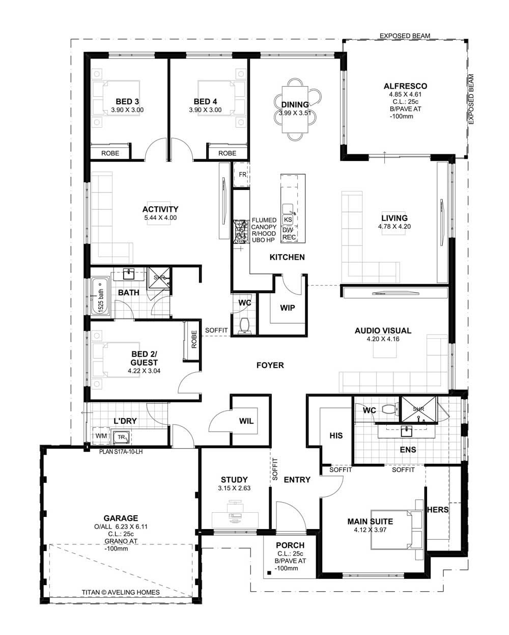 Aveling Homes Home Builders Perth Dream house plans
